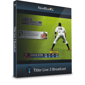 Buy New Bluefx Titler Live 3 Broadcast India