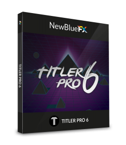 Buy New Bluefx Titler Pro 6 India
