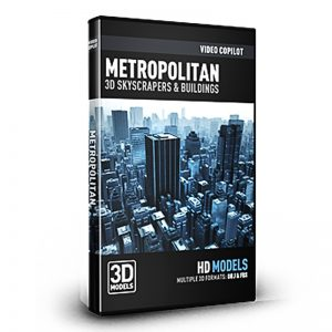Buy Video Copilot Metropolitan Plugin India