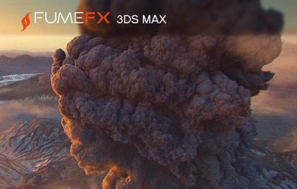 Sitnisati FumeFX 3DS Max