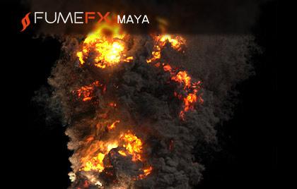 Sitnisati FumeFX Maya